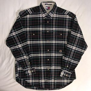 Vintage Tommy Hilfiger Button Up